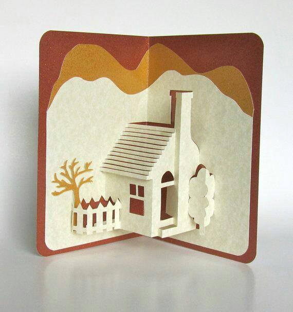 Crea en un 2x3 crea unas lindas tarjetas en 3d con estos for Crea casa 3d