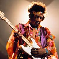 Jimi Hendrix performing at the Royal Albert Hall in London. Monday, February 24, 1969. ** USA ONLY ** ©†David Redfern / Redferns / Retna Ltd.