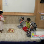 Rhyme Enactment of Three Little Kittens by Nursery Evening Section at Witty World Chikoowadi 17-18