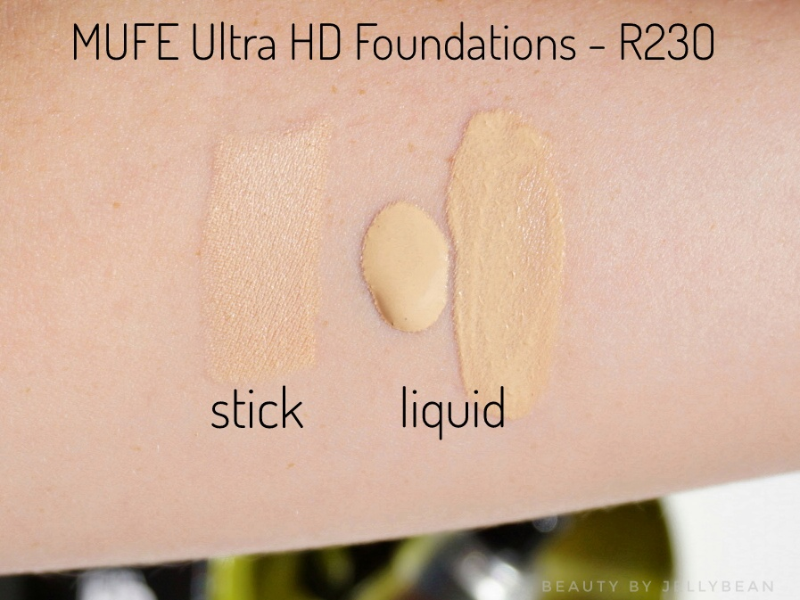Make Up For Ever Ultra HD foundation swatch R230
