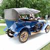 Laurin & Klement Typ S 1911 erreichte eine Höchstgeschwindigkeit von 60Km/h die Anfänge von Škoda