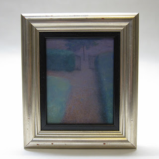 Donald Furst Signed Painting
