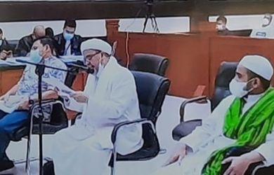 HRS Divonis 4 Tahun Penjara, Jamiluddin Ritonga: Majelis Hakim Tidak Independen