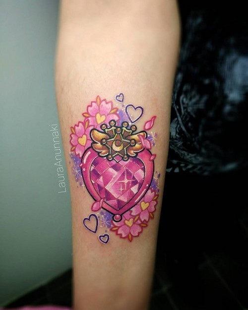 esta_deslumbrado_shibiusa_kawaii_tatuagem