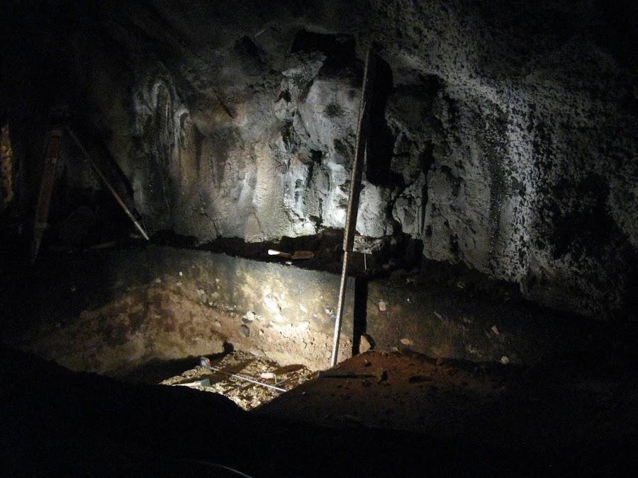 Atrapa jaskini w muzeum - rewelacja!