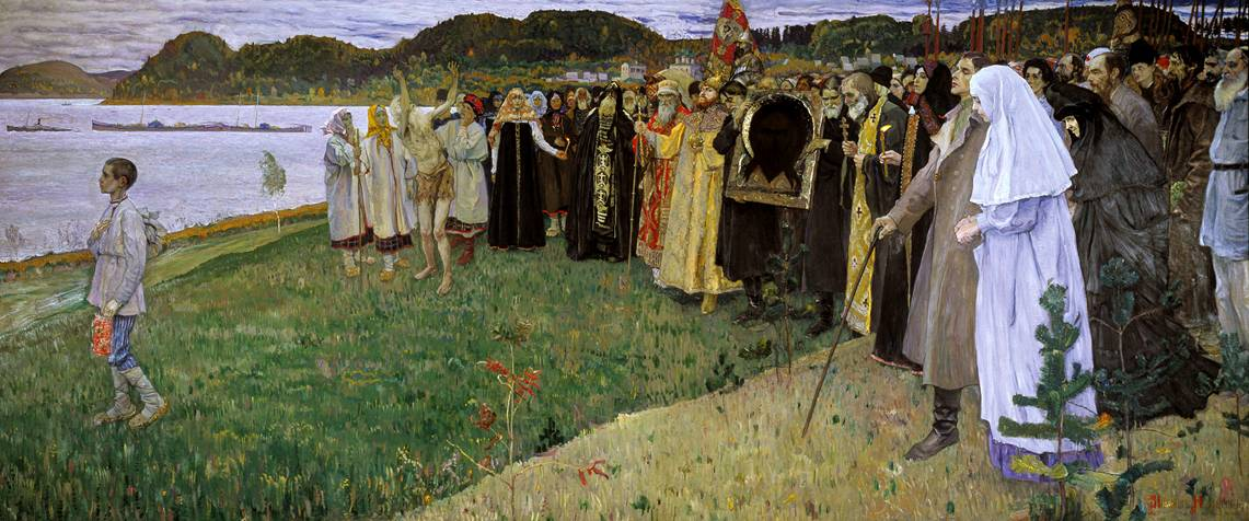 Mikhail Nesterov - Soul of the Russian People