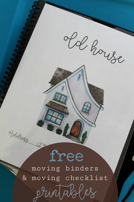 Free Moving Binders & Moving Checklist Printables at Life Storage blog