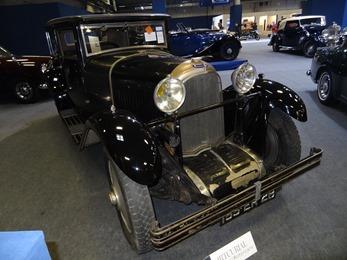 2018.12.11-049 Artcurial Motorcars Avions Voisin C11 conduite intérieure Vanvooren 1928