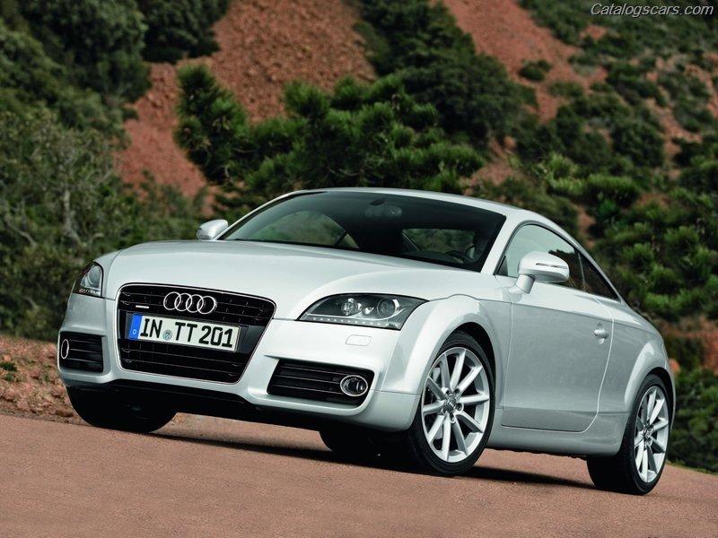 صور سيارة اودى تى تى كوبيه 2015 اجمل خلفيات صور عربية اودى تى تى كوبيه 2015 Audi TT Coupe Photos