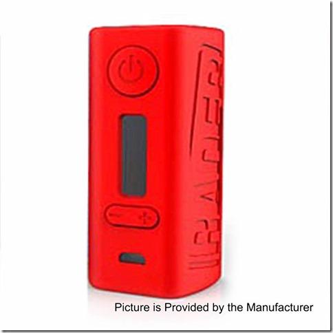 authentic hugo vapor rader 211w tc vw variable wattage box mod red 1211w 2 x 18650 thumb%255B1%255D - 【海外】「Vapeスピナー510マウント」「Kangertech KTOGOキット」「YOKO VAPE TRX167」「Teslacigs Hawkeye RDA」「Oumier Maximus Max RDTA」