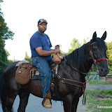 What unbelievable time being in the woods on horseback today!