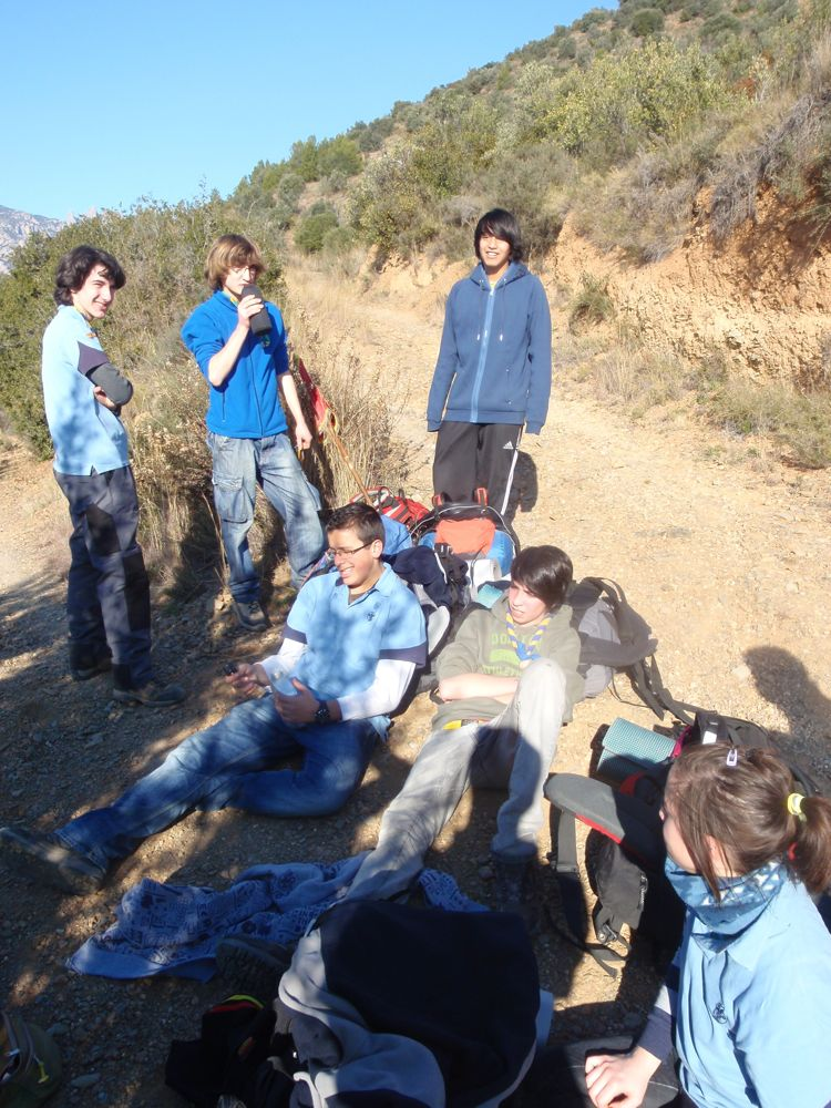 Pioners: Sant Salvador de les Espases - P1220011.JPG