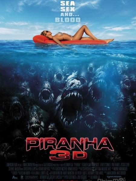 Cá Hổ Ăn Thịt Người - Piranha 3D (2010)