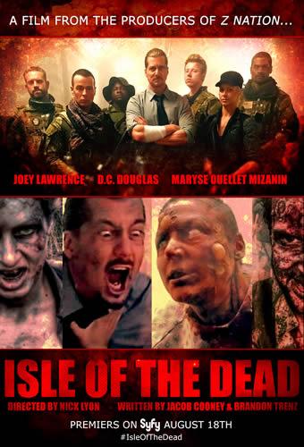 Baixar Filme A Ilha da Morte Torrent