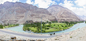 Beautiful Dahimal, Ghizer