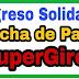 Ya está disponible el segundo pago de Ingreso  de Solidaridad correspondiente al mes de marzo.