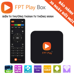 fpt play box thai nguyen