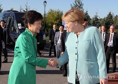 韓国 歴史認識でドイツに理解求める NHKニュース