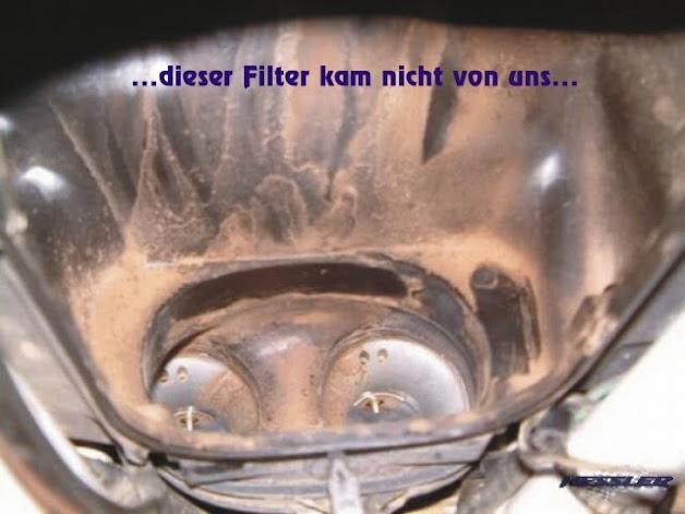 MEIWA Luftfilter DR BIG SR41- SR42