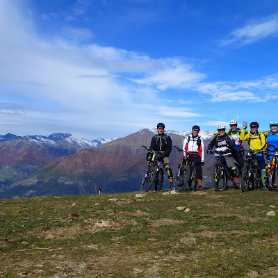 Ladykracher Tag 1 Tarscher Alm   (bikehotels  trailbiker)