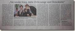 Pressebericht Bad Salzungen