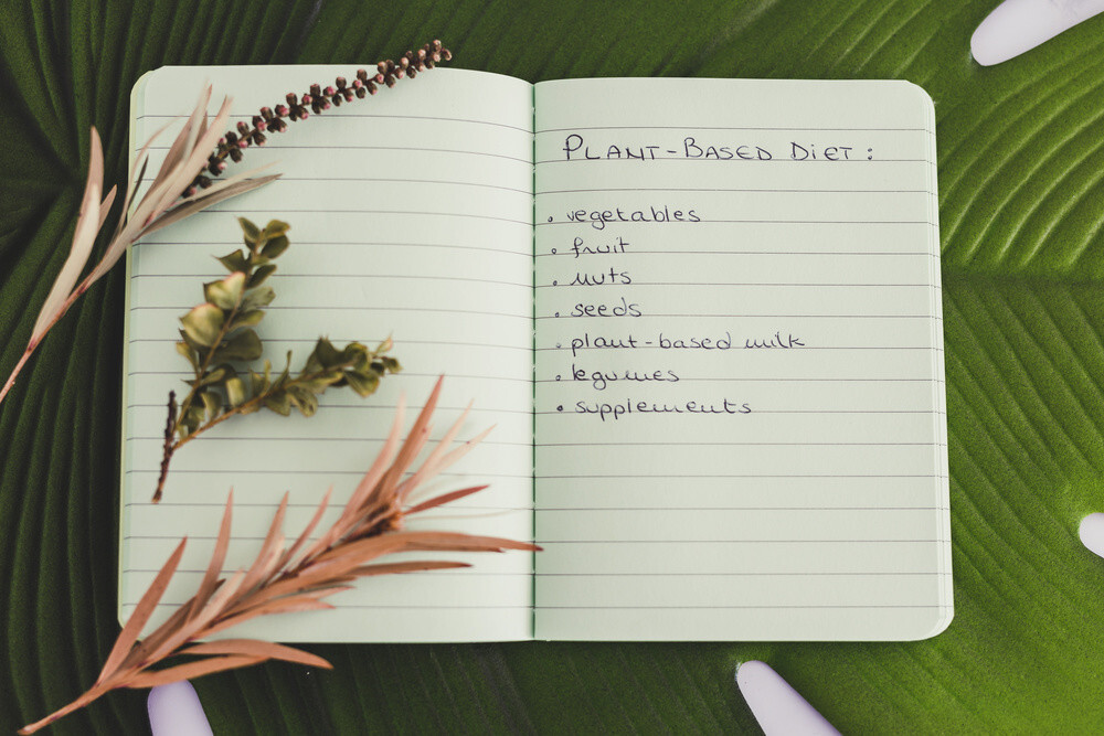 A Beginner's Guide To Supporting Muscle Growth With Your Plant-Based Diet