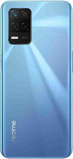 THE Realme 8 5G mobile phone, Display, camera, Ram, storage.