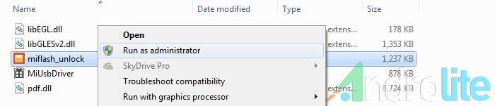 Proses Unlock Bootloader Redmi 9