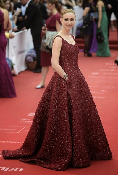 Marta Hazas attends the 18th Malaga Spanish Film Festival close ceremony1