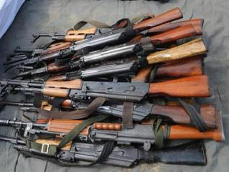 Police Seize 61 Riffles, Pistols from Suspects In Kano