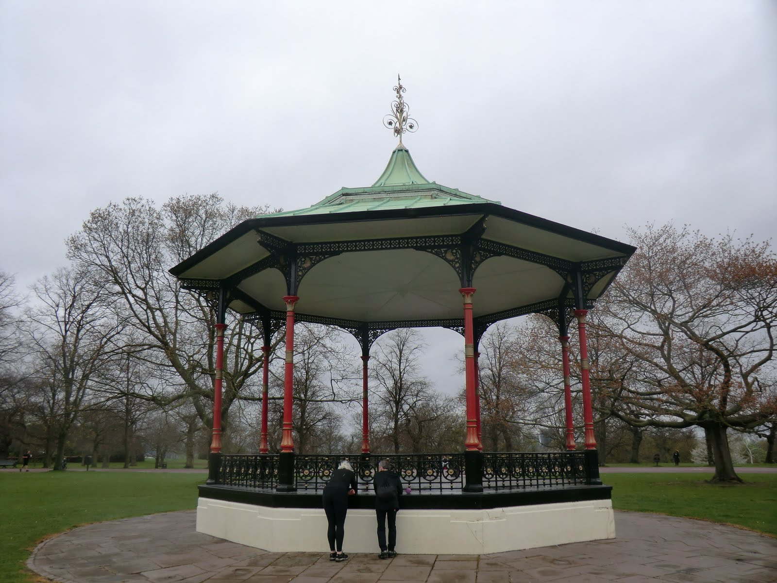 CIMG0346 Bandstand, Greenwich Park