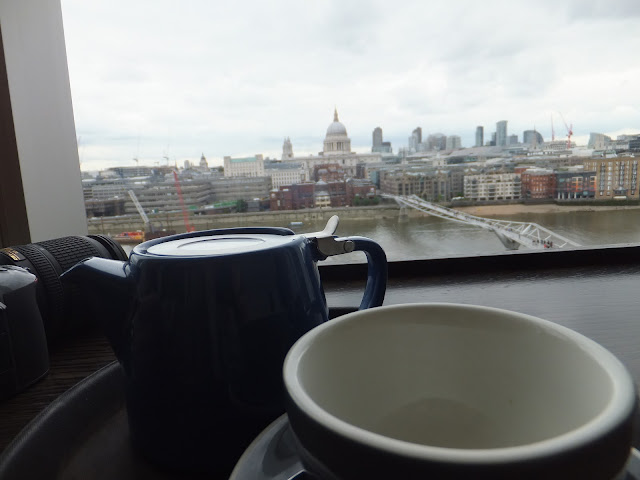 Tate Modern Café, Londres, London, Elisa N, Blog de Viajes, Lifestyle, Travel