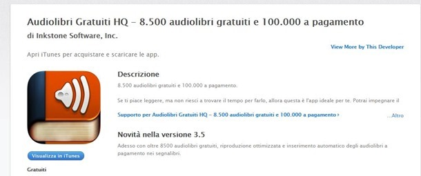 Audiolibri gratis italiano da scaricare