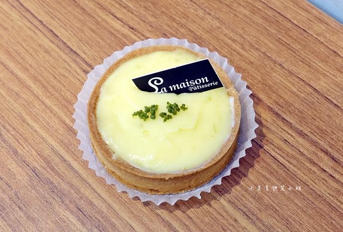 18 梅笙蛋糕工作室 La maison 台中美食 台中甜點 台中旅遊