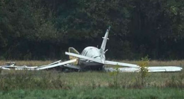 मेक्सिकोमा सैन्य विमान दुर्घटना, ६ जनाको ज्यान गयो