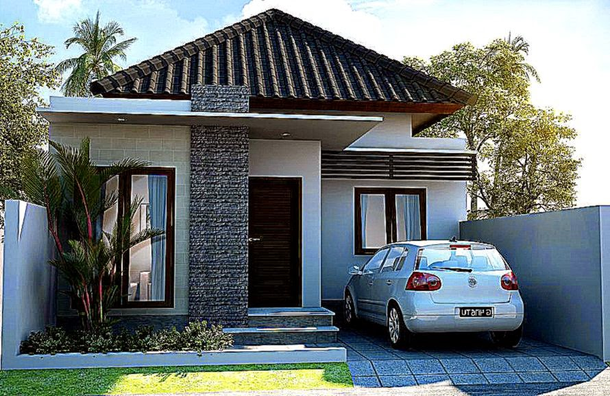 Contoh Rumah Minimalis Type 36  Gallery Taman Minimalis