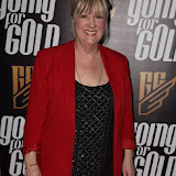 OIC - ENTSIMAGES.COM - Linda McGarry - Gogglebox at the  Going for Gold magazine launch party in London 19th January 2015 Photo Mobis Photos/OIC 0203 174 1069