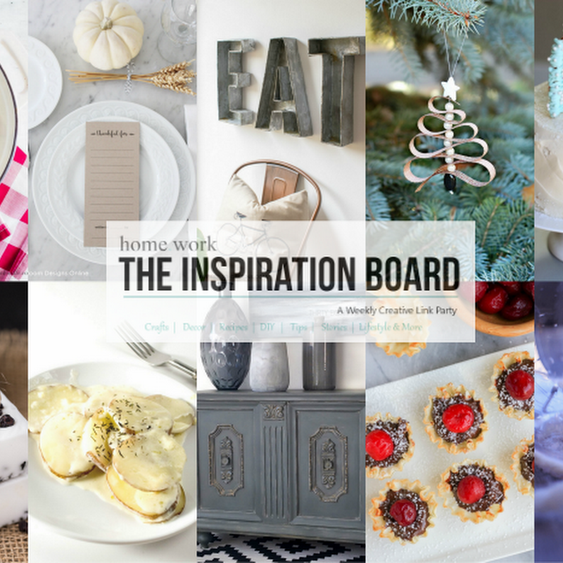 THE INSPIRATION BOARD: Spotlight 284 | Pink and Green