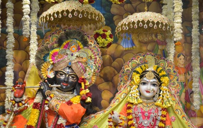 ISKCON Hare krishna mandir Ahmedabad 11 Dec 2016 (2)