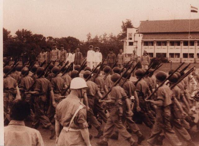 Pedoman Pelaksanaan Upacara Peringatan Hari Pahlawan 2015