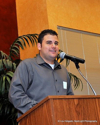 Daniel Shad, Steering Committee Member