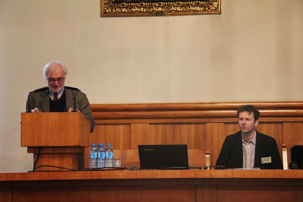 Konferencja Metody geofizyczne w archeologii polskiej (fot. J. Karmowski, K. Kiersnowski) - geof%2B%25285%2529.JPG