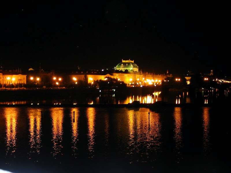 Praga noc�