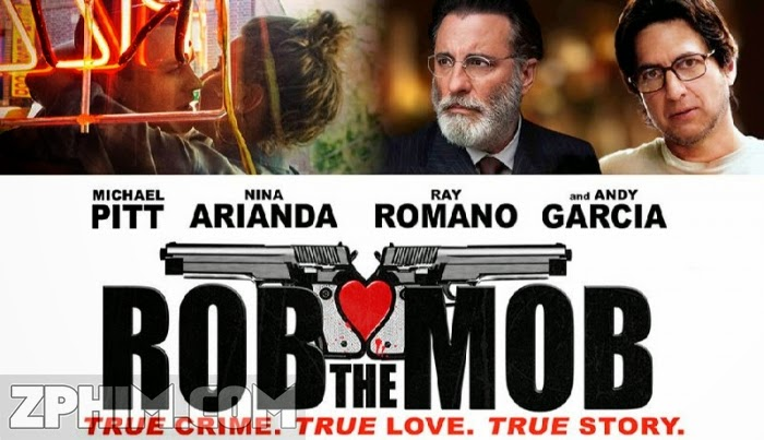 Ảnh trong phim Cướp Tiền Mafia - Rob the Mob 1