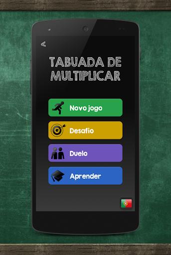 Tabuada de multiplicar screenshot 2