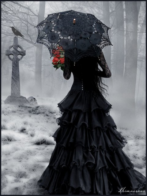 Funeral Princess, Death