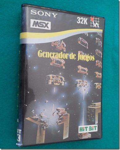 Generador de juegos MSX