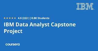 free course to learn Data Analysis from IBM Coursera