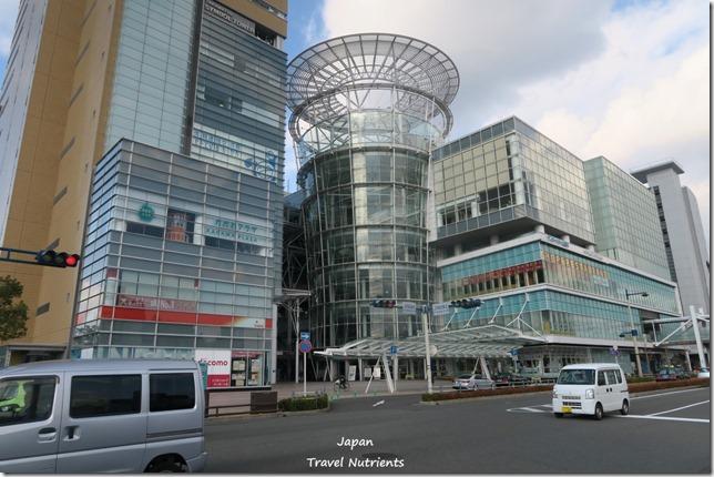 高松 無料免費展望台和高松港 (3)