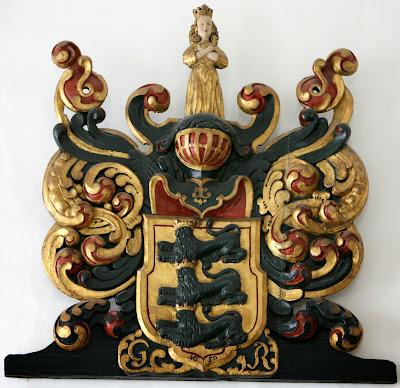 Большой герб Ревеля